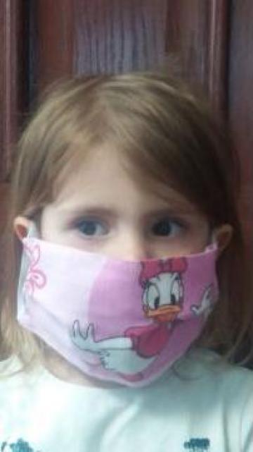 Masca chirurgicala copii refolosibila