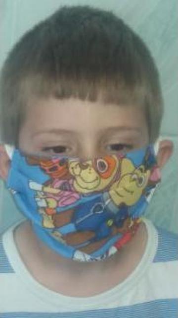 Masca de protectie copii reutilizabila