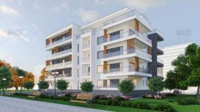 Proiect bloc 18 apartamente – Sectorul 1, Bucuresti de la S.C. Specific Urban SRL