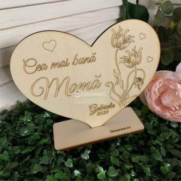 Cadou Inima pentru Mama de la Simonne