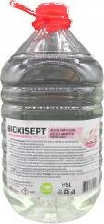 Solutie antiseptica, Dr. Glomax - Bioxisept pet 5 litri