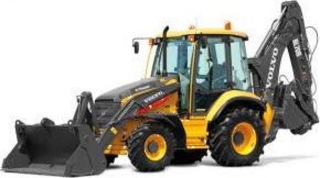 Piese buldoexcavator Volvo - BL61 BL71 BL61B BL71B BL60 BL70 de la Terra Parts & Machinery Srl