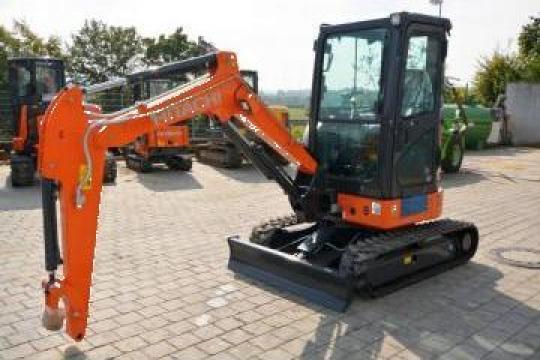 Piese miniexcavatoare Hitachi AX30U AX33 AX50 EX08 EX12 EX16