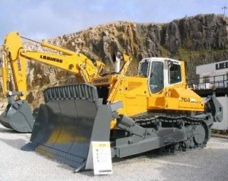 Piese buldozere Liebherr - PR716 PR726 PR734 PR736 PR744