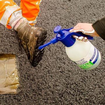 Solutie curatat bitum, solutie curatat asfalt 22 kg