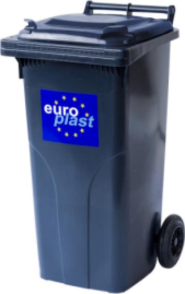 Pubela 120litri de la Europlast Romania Srl