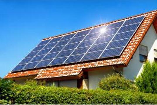 Sistem fotovoltaic on grid 3 kw de la Alfa Energetic Esco Srl