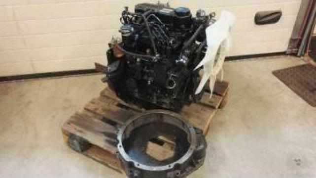 Motor second hand Mitsubishi S3L S3L2 de la Terra Parts & Machinery Srl