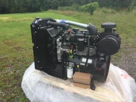 Motor generator Perkins 1104C-4TAG2 - RJ51175 100kva de la Terra Parts & Machinery Srl