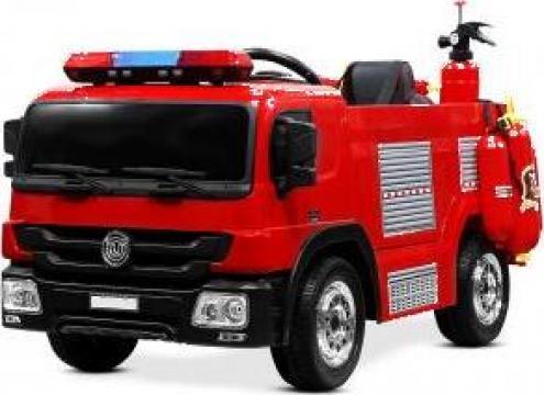 Masinuta electrica Pompieri Fire Truck Hollicy 90W Premium # de la SSP Kinderauto & Beauty Srl