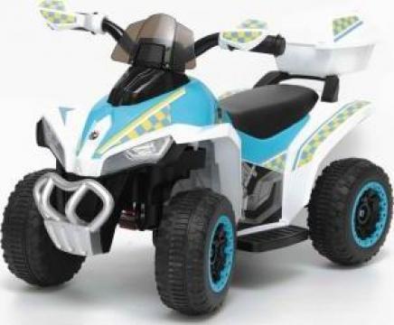 Mini ATV electric Police Quad YSA021A Standard #alb
