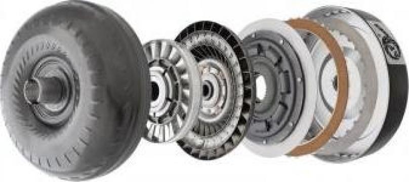 Convertizor buldoexcavator JCB 3CX 4CX 04/500100 de la Terra Parts & Machinery Srl