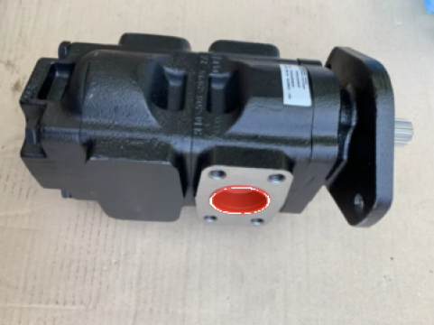 Pompa hidraulica Parker buldoexcavator JCB 3CX 4CX
