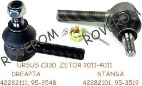 Cap bara Ursus C330, Zetor 2011-4011