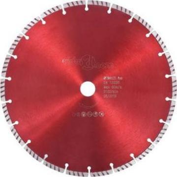 Disc diamantat de taiere cu turbo, otel, 300 mm de la Vidaxl
