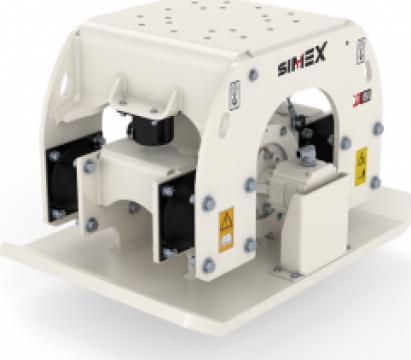 Placa vibrocompactare Simex PV de la Instalatii Si Echipamente Srl