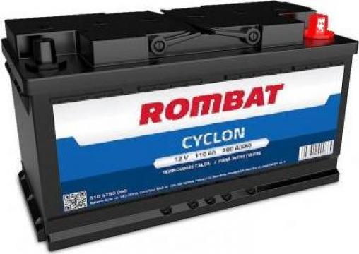 Acumulator auto Rombat 110 ah