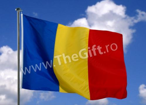 Drapel, steagul Romaniei de la Thegift.ro - Cadouri Online