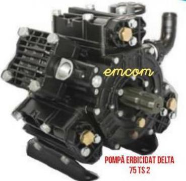Pompa masina de erbicidat Delta A 75 TS 2C de la Emcom Invest Serv Srl