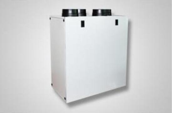 Centrala ventilatie cu entalpie Aerauliqa QR280E