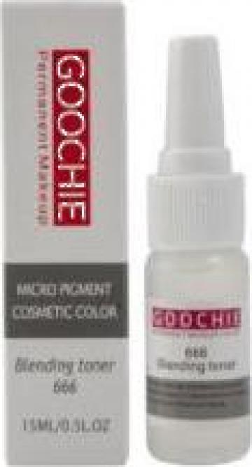 Pigment blending Tonner Goochie 666 de la Bliss Cosmetics