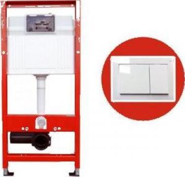 Rezervor WC ingropat cu clapeta alba 9400000 TECE de la Ecomas Energosystem Srl