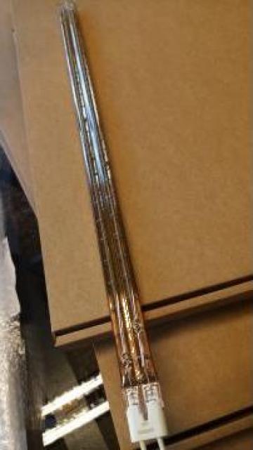 Lampa infrarosu DTG 230V 2000W 430 KRH de la Sfera Global Trading Srl