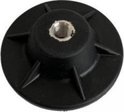 Suport rigid cu velcro pentru dischete prindere M14