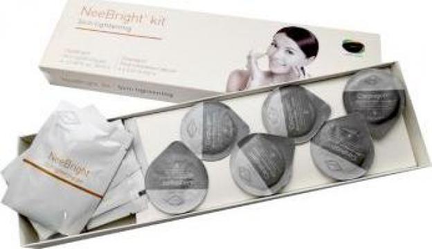 Capsule aparat curatare ten prin oxigenare - NeeBright