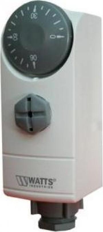 Termostat contact teava WTC-ES Watts de la Ecomas Energosystem Srl