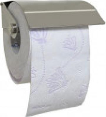 Suport dispenser hartie igienica, din inox de la Maer Tools