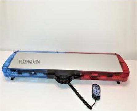 Rampa politie C 301 VEGA de la Flashalarm Electric