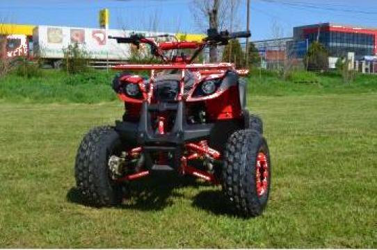 ATV Nitro Motors Toronto 125Cc 3G8-3 viteze+revers de la Soare Analuk Srl