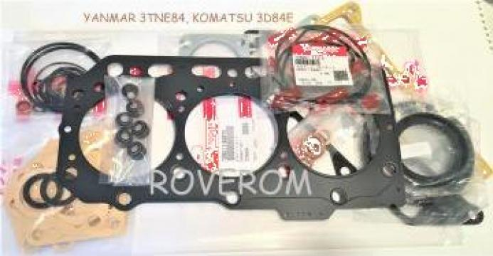 Garnituri motor Yanmar 3TNE84, Komatsu 3D84E