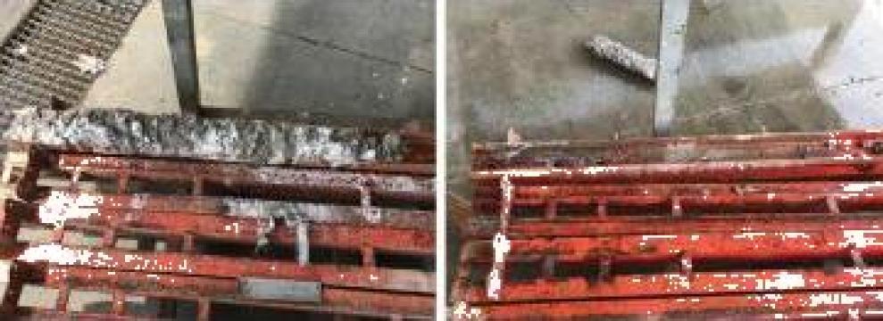 Detartrant concentrat, detartrant matrite plastic+metal-24kg
