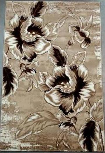 Covor Imperial cu motiv floral de la Amrita Prodcom Srl