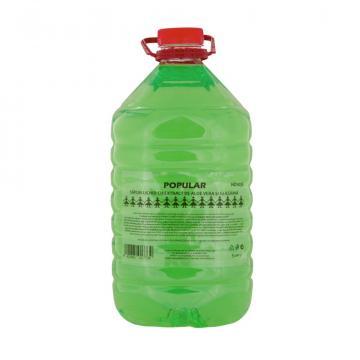 Sapun lichid PET 5 litri Aloe Vera Popular Soap de la Ekomax International Srl