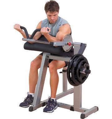 Aparat bicepsi si tricepsi Body-Solid GCBT380 de la Sportist.ro - Magazin Articole Sportive
