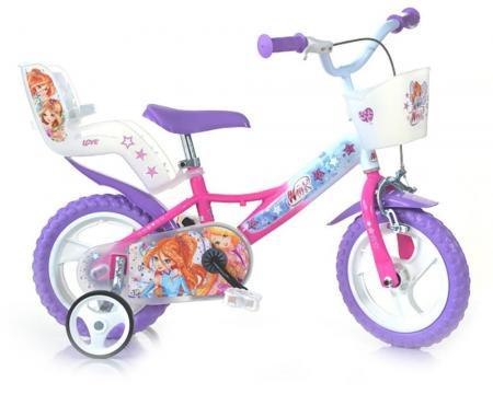 Bicicleta copii 12'' Winx de la A&P Collections Online Srl-d