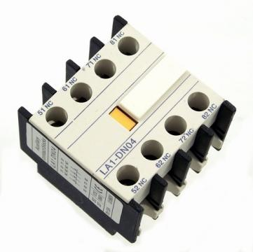 Bloc contacte auxiliare 4NC Comtec LA1-DN04 de la Kalva Solutions Srl
