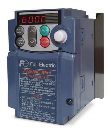 Convertizor de frecventa - Fuji Mini C2 1.5Kw/5A, 3 faze de la Lax Tek