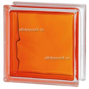 Caramida sticla oranj de la Altdepozit Srl