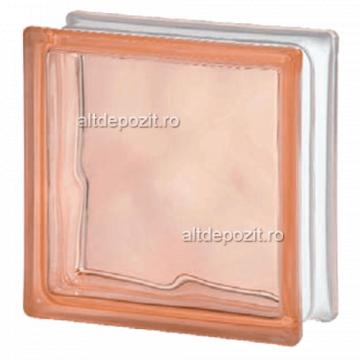 Caramida sticla roz de la Altdepozit Srl