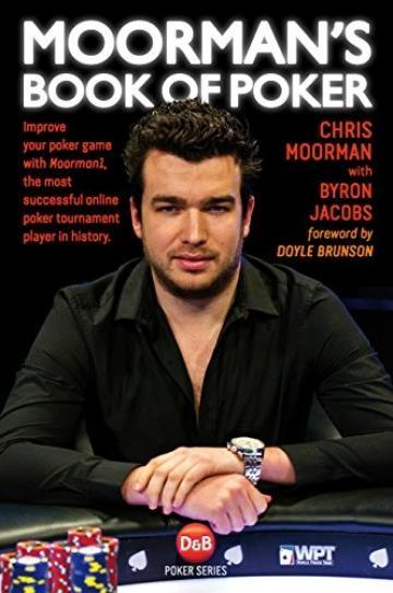 Carte, Moorman's Book of Poker: Improve your poker game de la Chess Events Srl