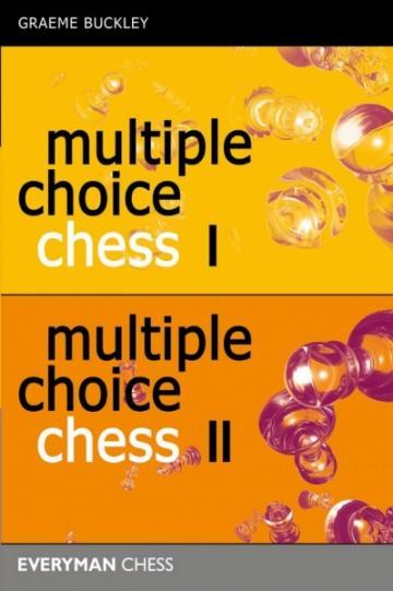 Carte, Multiple Choice Chess, Volumes 1 & 2, Graeme Buckley de la Chess Events Srl