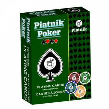 Carti de joc Poker Star Club-Piatnik de la Chess Events Srl
