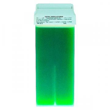 Ceara liposolubila azulena, verde, cartus 100gr cu aplicator
