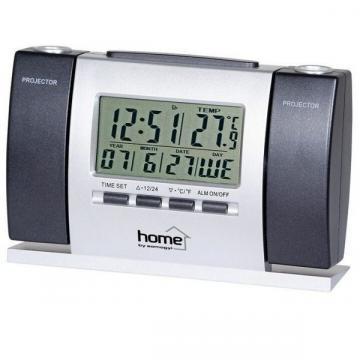 Ceas digital de camera cu dubla proiectie ora si temperatura de la Startreduceri Exclusive Online Srl - Magazin Online - Cadour