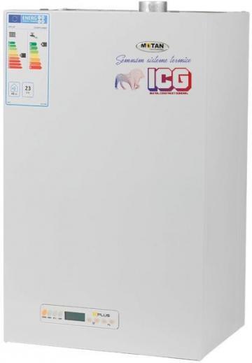 Centrala termica pe gaz conventionala Motan KPlus 24 Grup