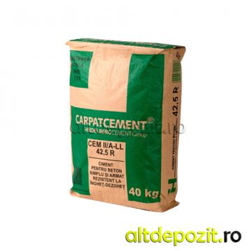 Ciment Carpatcement de la Altdepozit Srl